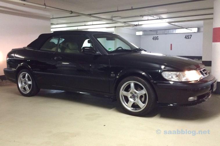 2015. Den första Saab av Olaf.