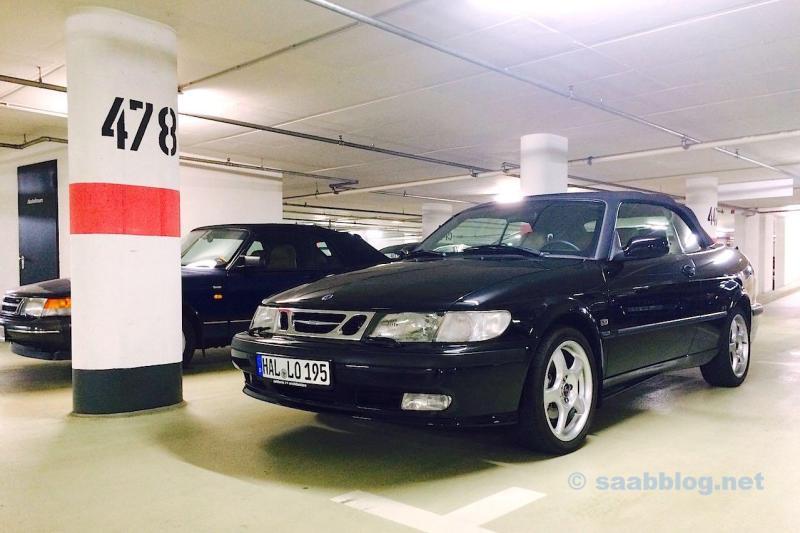 2015. Der erste Saab von Olaf.