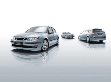 Особенно безопасно: Saab 9-3 от 2005.