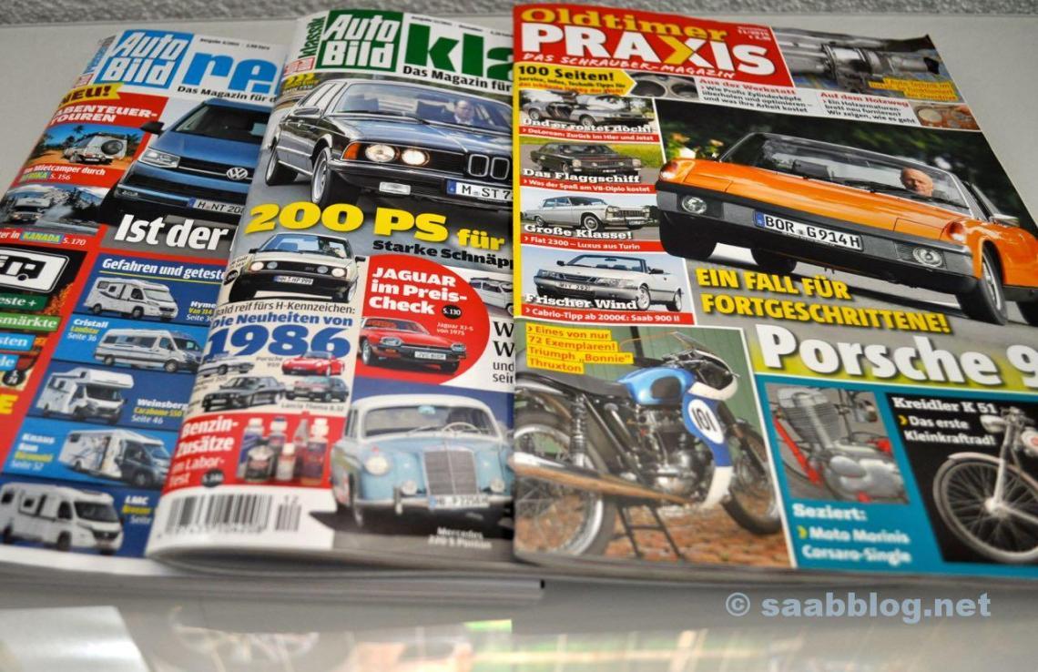 Saab pressrecension