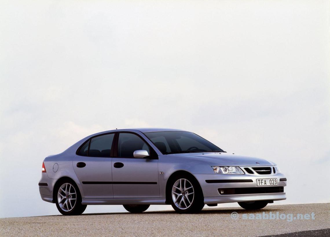 Saab 9-3 ab 2005. Empfehlung des IIHS