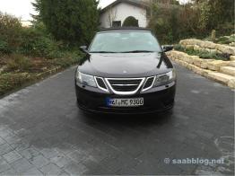 Saab 9-3 TTID Convertible
