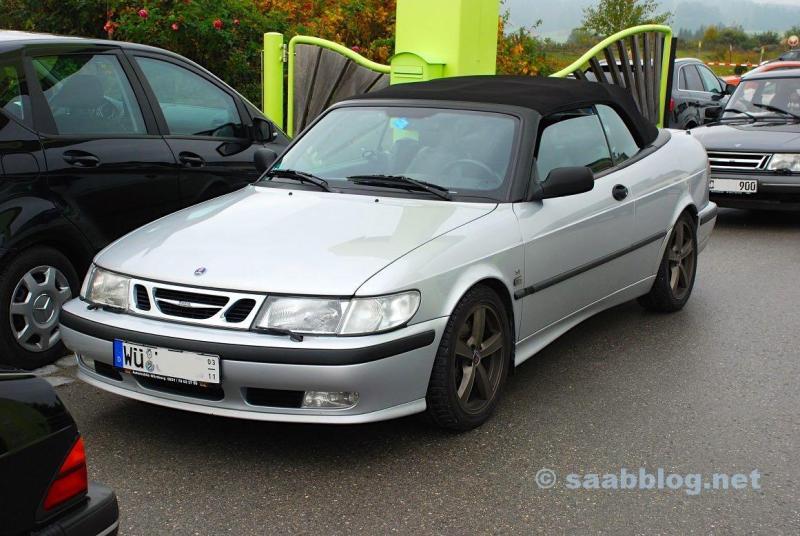 Saab 9-3 I Convertible