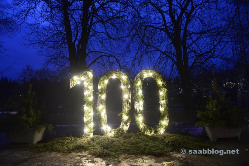 Trollhattan 100 Jahre Stadtrecht