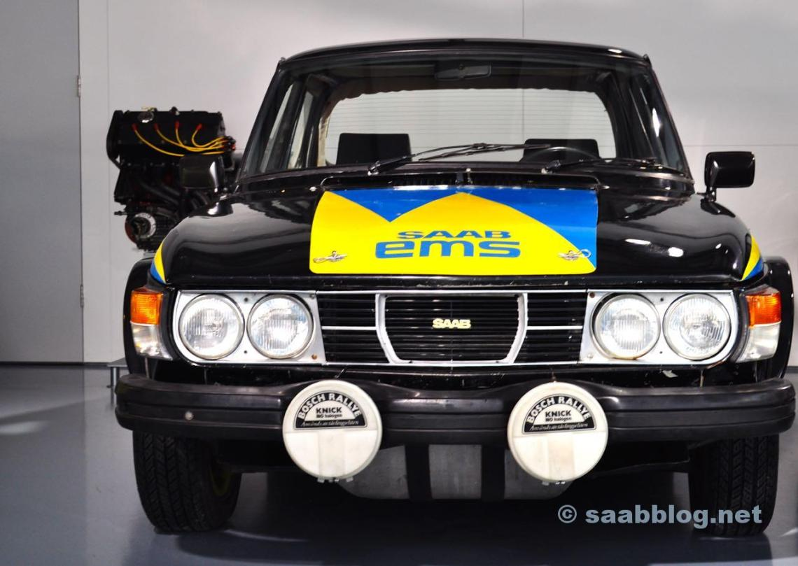 Saab 99 EMS