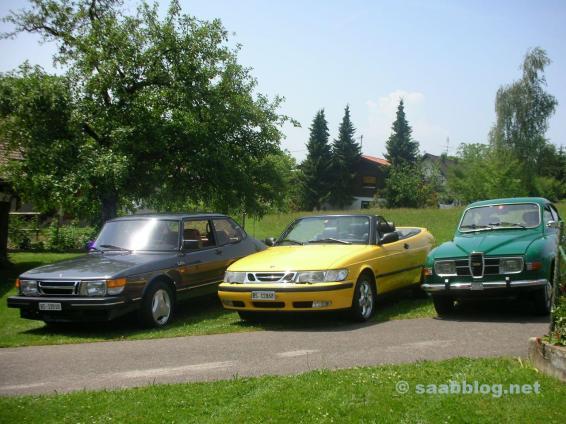 Coleção Saab de Hans.