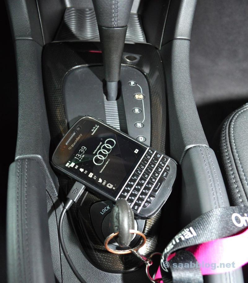 Min Saab är en Audi. Eller?