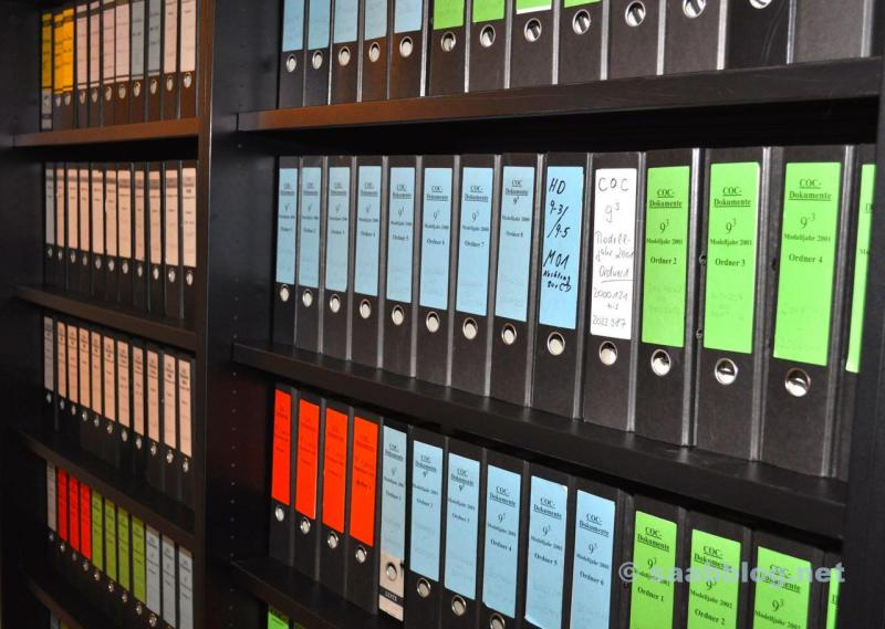 COC Saab Archive