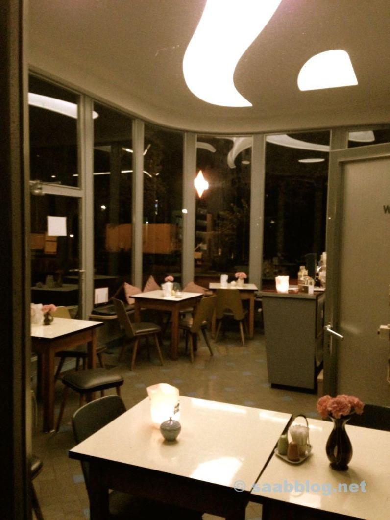 Brandshof. Impressioni di notte.