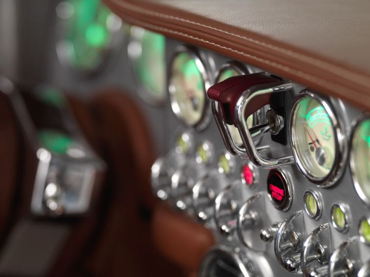 Spyker C8 Preliator. Bild: Spyker