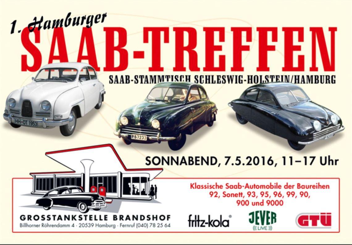 Saab meeting Brandshof