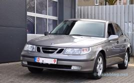 Saab 9 5 Arc