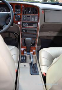 Saab 9000 2.0t Aniversário, interior Pamirbeige.