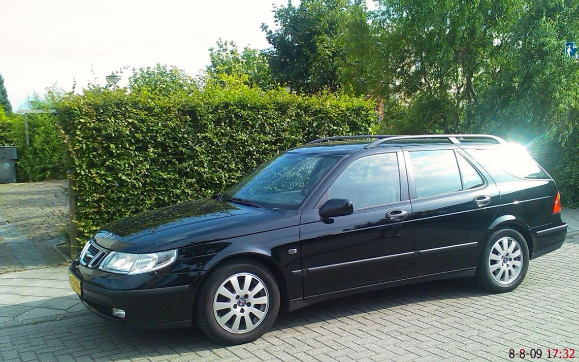 Saab 9-5, Project Paul in The Netherlands