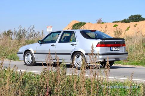 Saab 9000 CSE 2.3t Aniversário 1998.