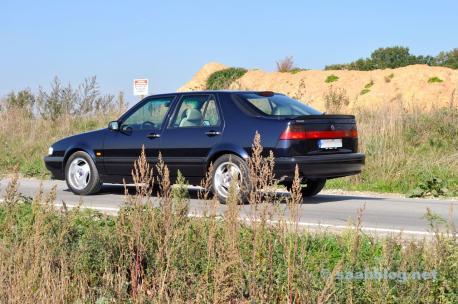 Saab 9000 CSE 2.0t, Anniversary 1998