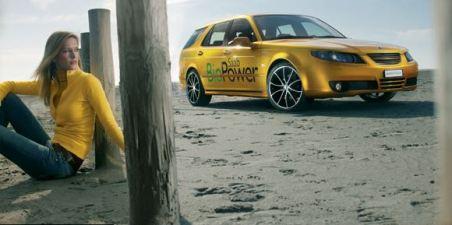 Rinspeed Saab 9-5 BioPower Studie