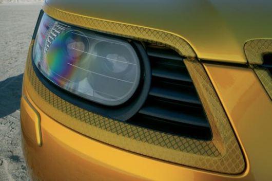 Estudo de Rinspeed Saab 9-5 BioPower