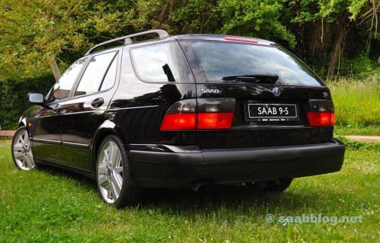Paul - vårt Saab-projekt 2016