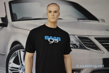 T-shirt Saab 9-5 da nossa loja de fãs