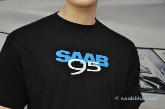Camiseta Saab 9-5 de nuestra tienda de fans