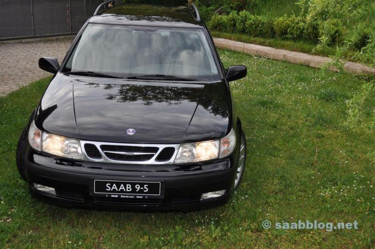 Paul - ons Saab-project 2016