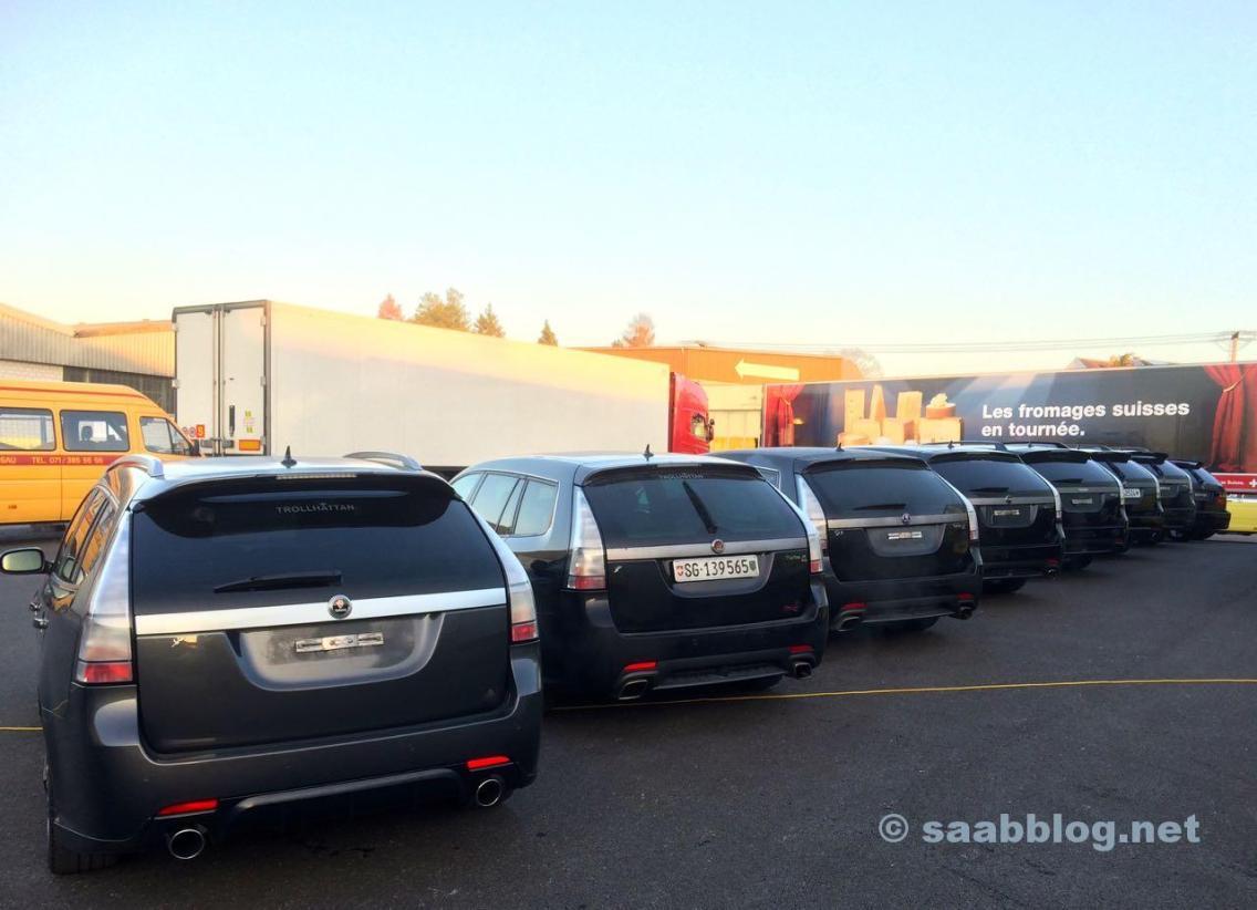 Saab Sammlung