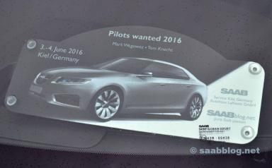 Pilots wanted 2016 - wir kommen.