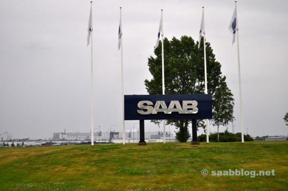 Welkom bij Saab