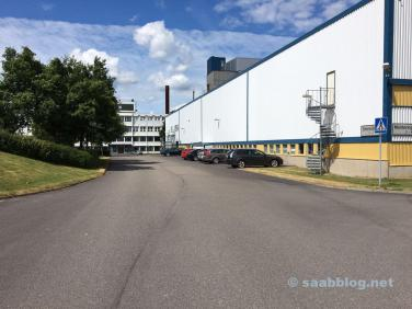 Locales de la fábrica NEVS