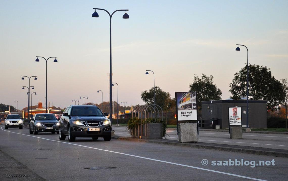 Saab pre-series on the way