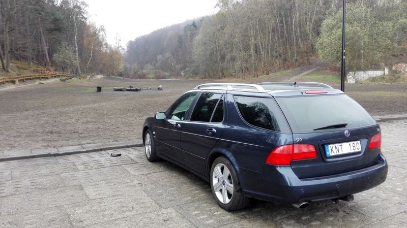 Saab 9-5 TID Griffin. Image: Andt Mitwer