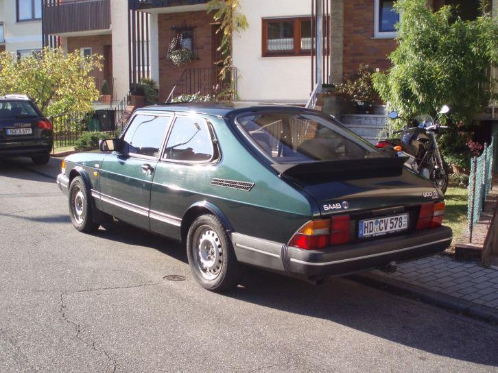 Saab 900 S. Image: Dietmar Erhard