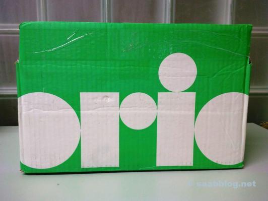 Ein Paket von Orio Deutschland