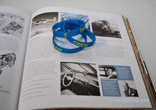 Saab Welcome Book 2005