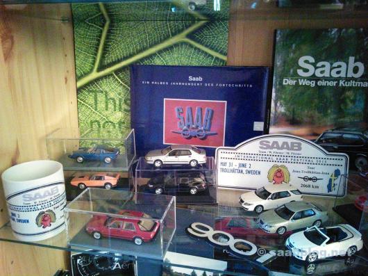 Saab Showcase