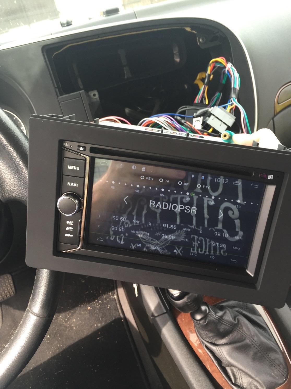 Подключение и ввод в эксплуатацию навигационной системы.
