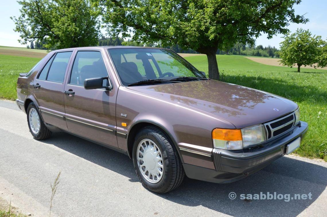 Saab 9000 CC 1989