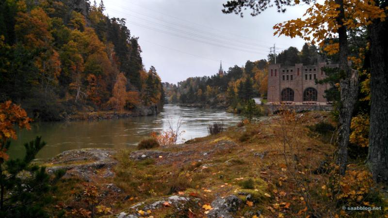 La casa de generador Olide en Trollhättan