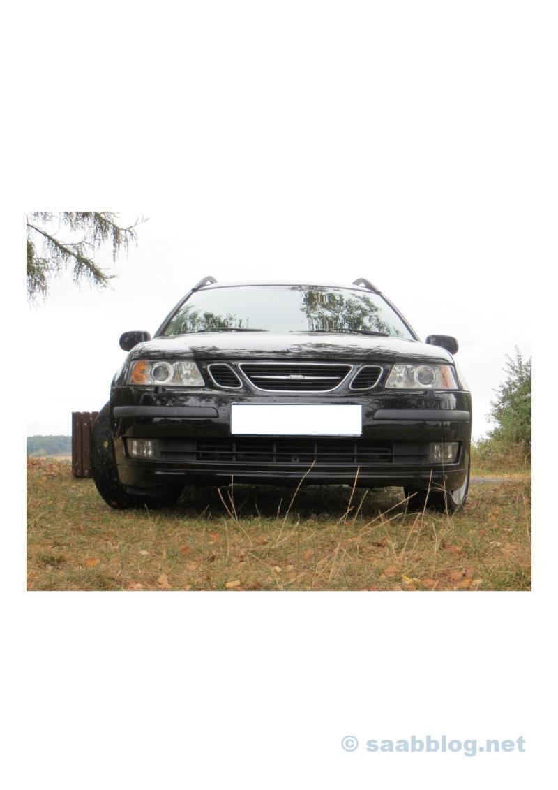 Saab 9-3 wartet... Noch 100 Tage!