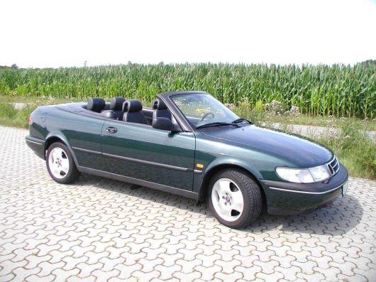 Saab 900 konvertibel