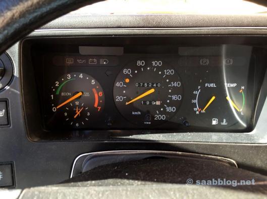 Saab 900i 1989