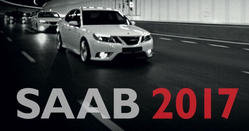 2017er Saab-kalendern