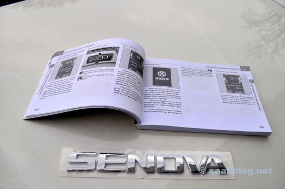 Das Layout des Handbuchs sollte Saab Fahrern bekannt sein.
