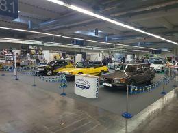 Esssen Motor Show 2016. Saab-stand Afbeelding: 1.deutscher Saab-club