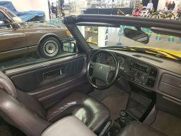 Luister naar de 900 Cabriolet. Afbeelding: 1.deutscher Saab Club