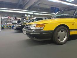 Saab 900 Cabriolet, Saab 900 CD. Bild: 1.deutscher Saab Club