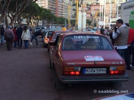 Saab 99 in Monaco
