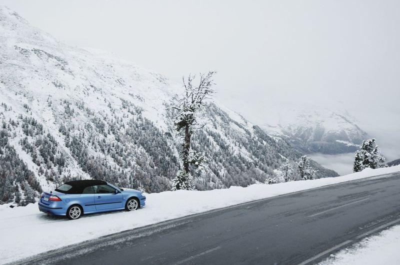 Saab 9-3 Cabriolet. Bild: Saab Automobile AB