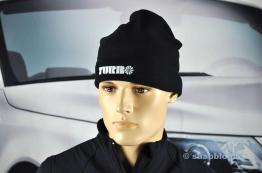 Saab Turbo Fleece Hat